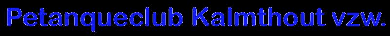 petanqueclub-kalmthout